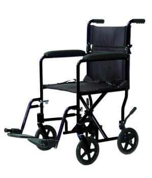 Companion Transport Wheelchair