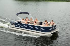 Lake Marie, Illinois 12 Person Pontoon Boat For Rent