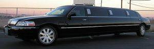 Lincoln Town Car Rental Exterior