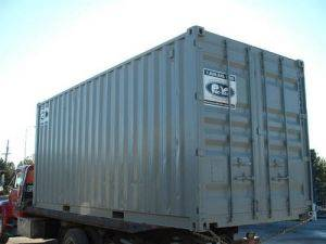 Storage Containers Atlanta Conex Boxes For Rent 10ft Used Shipping