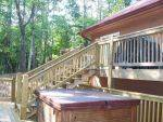Ellijay Cabin Rentals - Jake's Hide Away - Georgia Cabins For Rent: