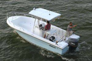 Key West Angler 22 Boat For Rent-Florida