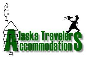 Alaska Travelers Accomodations Logo