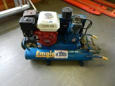Portable Gas Air Compressor Rentals