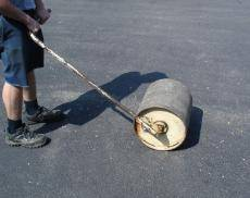Asphalt Hand Roller For Rent