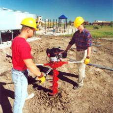 Transpotable Auger Rentals