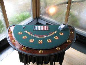 Kentucky Casino Equipment For Rent - Blackjack Table Rentals - Louisville Casino Event Planning