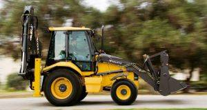 B60 Backhoe Loader Rental in Alexandria, Louisiana