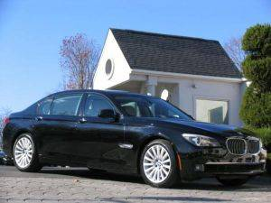 Florida BMW 750Li Rental