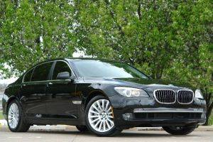 Miami BMW Chauffeur Rental