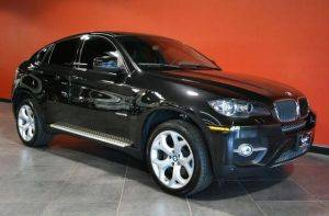 Los Angeles X6 SUV BMW For Rent