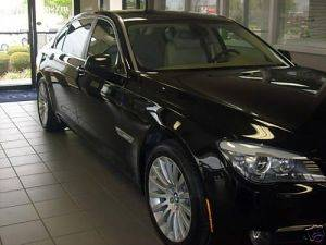 Los Angeles 750LI BMW For Rent