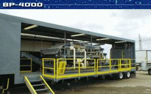 BP 4000 Belt Press For Rent
