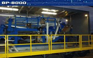 Ashbook Klampress Belt Press For Rent