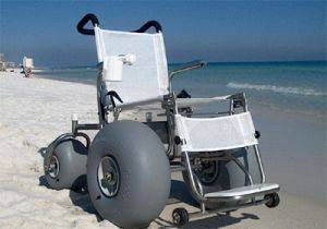 Beach Wheelchair For Rent