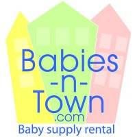 Logo For Babies N Town