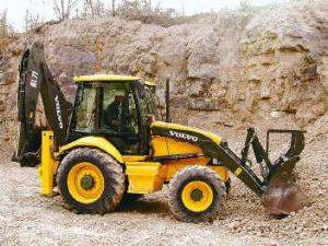 Tampa Backhoe rentals in Florida