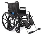 Image of the Bariatric Wheelchair