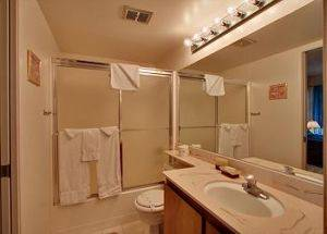 Town Home Rentals Bathroom in Lake Tahoe