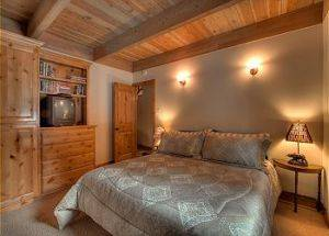 Home Rentals Bedroom 1 in Lake Tahoe