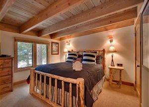 Home Rentals Bedroom 3 in Lake Tahoe
