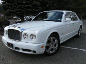 Pennsylvania Bentley Arnage Rental
