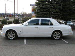 Bentley Arnage Rental
