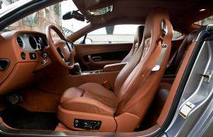 Bentley Continental GT For Rent