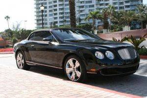 Bentley for Rent in Jersey Shore