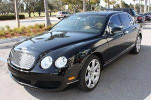 Miami Bentley Chauffeur RentalFlying Spur Car For RentFlorida - Bentley chauffeur