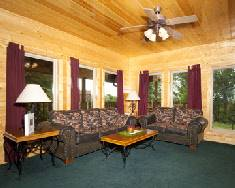 Big Bear Lodge Family Room
