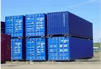 Blue Storage Containers