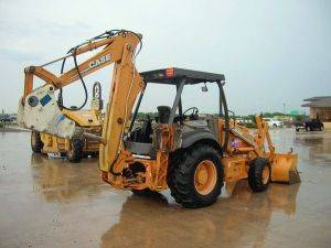 More Heavy Equipment from McKeel Equipment