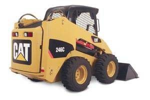 CAT 246C Skid Steer Loader Rental in Glendora CA