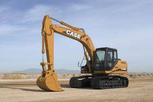 Paducah Case CX160 Excavator For Rent in KY