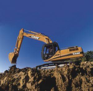 Clarksville Case CX210 Excavator Rentals in TN