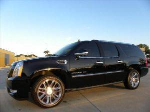 New Jersey Cadillac Escalade ESV Rental-Luxury Exotic SUV For Rent