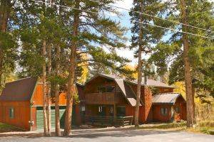 Carson Cabin Vacation Home for Rent