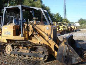 Track Loader Rentals in Union City, TN