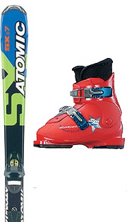 Taos Ski Valley Ski Equipment