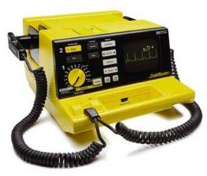 Image of Hewlett Packard Codemaster XL Defibrillator