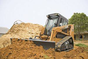 Marion Case 420CT Compact Track Loader Rentals in Southern Illinois