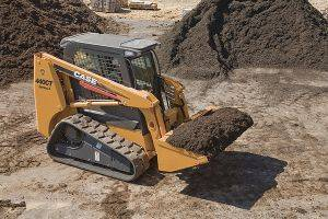 Murray Case 440CT Compact Track Loader Rentals in Kentucky
