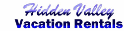 Hidden Valley Rentals Logo