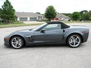 Chevrolet Corvette Convertible Rental