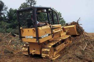 Paducah Case 550 Bulldozers Rentals in Kentucky