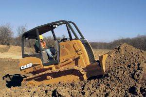 Clarksville Case 650L Bulldozers Rentals in TN