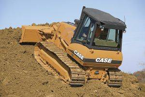 Clarksville Case 850L Bulldozers Rentals in TN