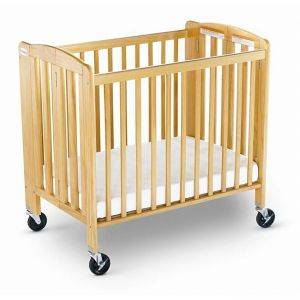 Full Size Crib With Mattress
