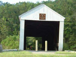 Historical Covered Bridge